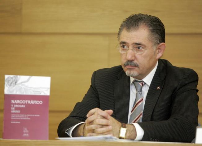 El criminalista leonés Ricardo Magaz.