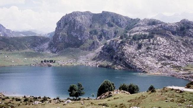 Foto parque nacional de Picos de europa.